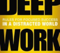 Audio Review :Deep Work: Rules for Focused Success in a Distracted World by Cal Newport